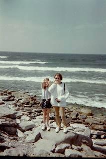 Marion and I circa 1999.