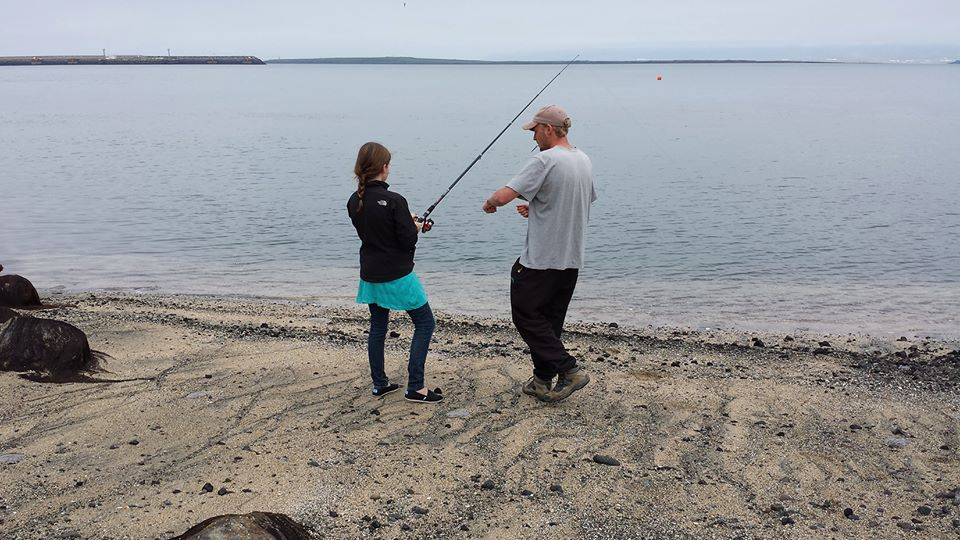 Learning to fish with frenchmen probably takes time and effort.