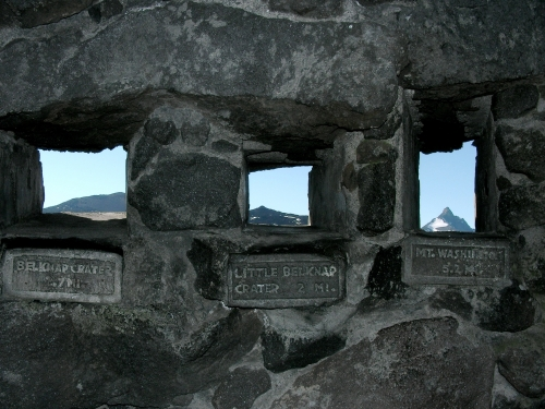 The Dee Wright Observatory, courtesy of everytrail.com.