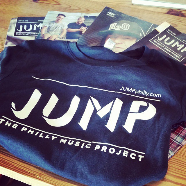 JUMP Philly swag.