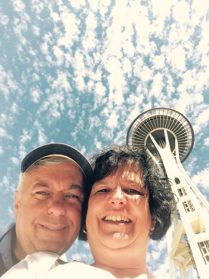 In Seattle!